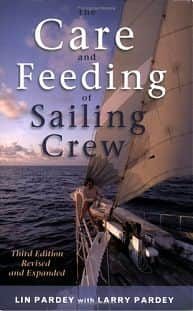 The Care and Feeding of Sailing Crew cover