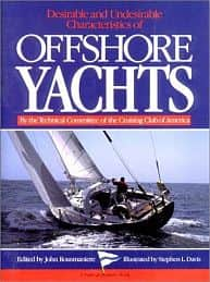 Desirable and Undesirable Characteristics of the Offshore Yachts cover