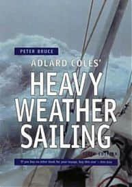 Adlard Coles' Heavy Weather Sailing cover
