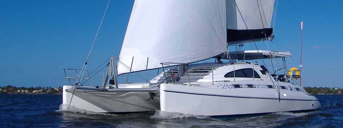 Learn to Sail a Catamaran